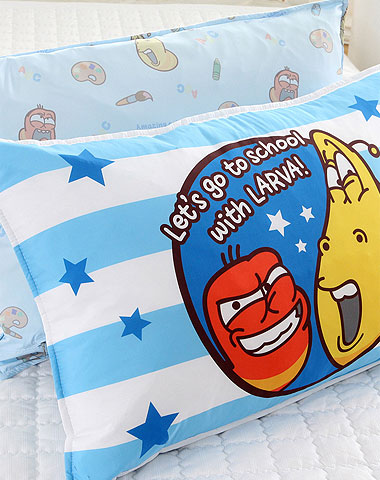 Larva bedding set