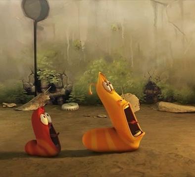 Oh so brave Yellow!🔥 – 불을 끄기 위해서 필요한 것은 용기와 이것! – #firefightersday #fire #yellow #red #larva #TUBAn #소방관의날 #불 #화재 #옐로우 #소시지 #레드 #애니메이션 #라바 #투바앤