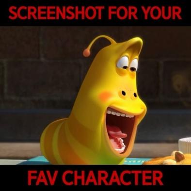 Did you capture your favorite?📸 – 캡쳐 했을 때 나오는 라바 프렌즈는 누규?🙈🙉 – #screenshot #favorite #choice #anime #comic #comics #larva #TUBAn #캡쳐 #캐릭터 #최애 #애니메이션 #애니 #만화 #라바 #투바앤