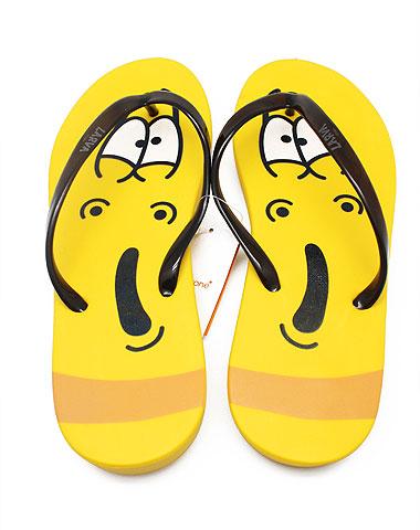 Larva Flip flops