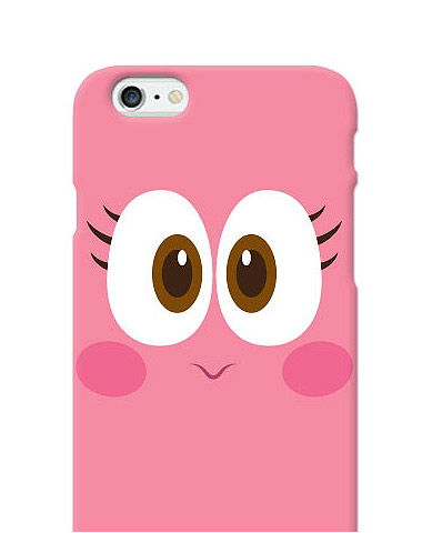 Larva phone case